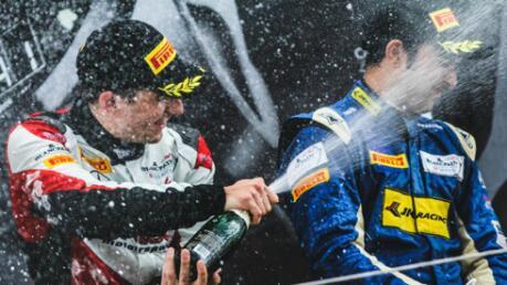 Armaan Is Lamborghini Super Series Champion Formula One Bbc