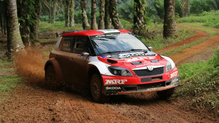 Gaurav Gill triumphs at Rally of Malaysia - Formula One - BBC