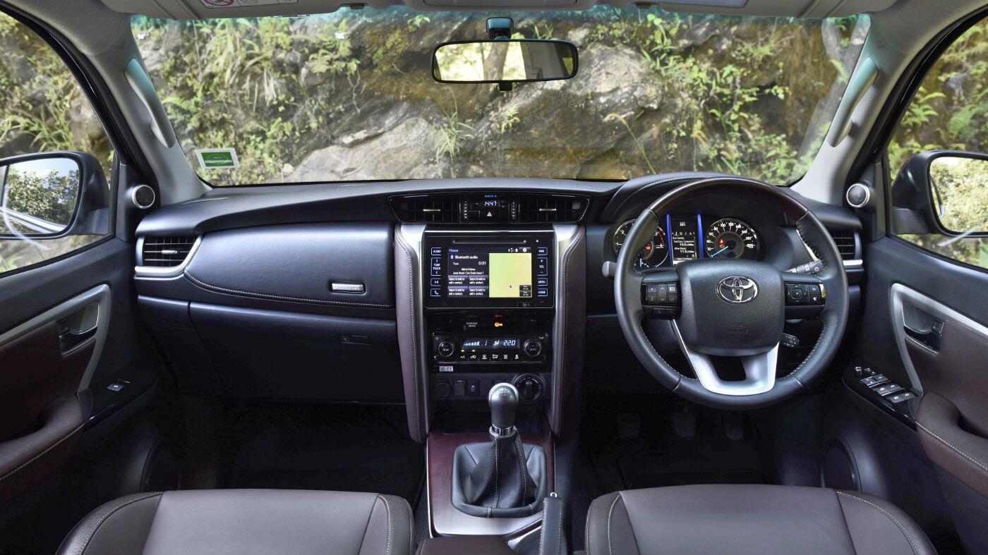 Review New Toyota Fortuner - Toyota - BBC TopGear Magazine