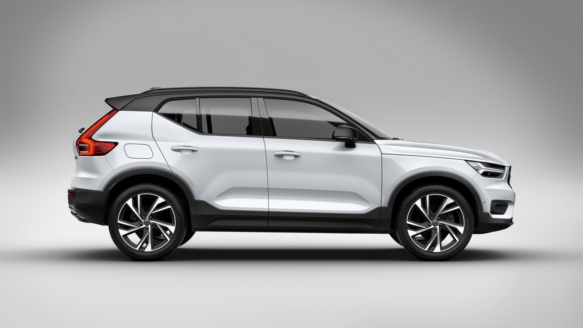 The Volvo XC40 is like a tiny XC90 - Car news - BBC TopGear