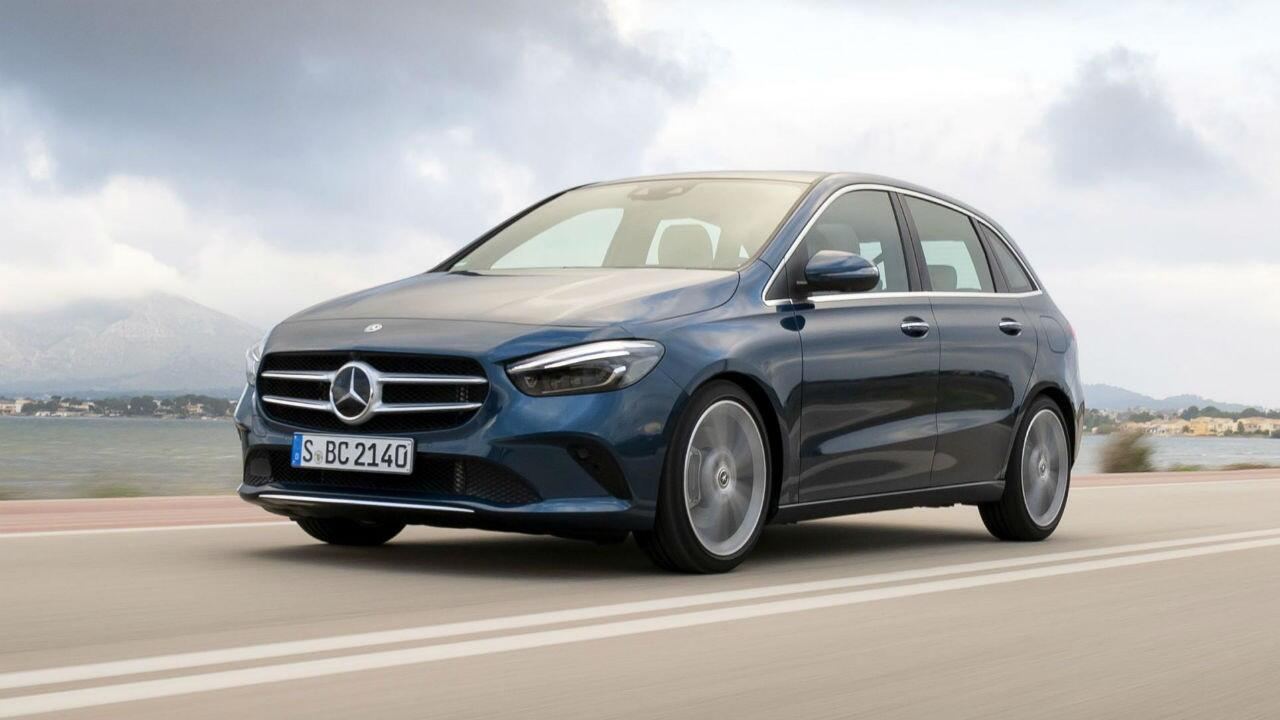 Review: 2018 Mercedes-Benz B-Class