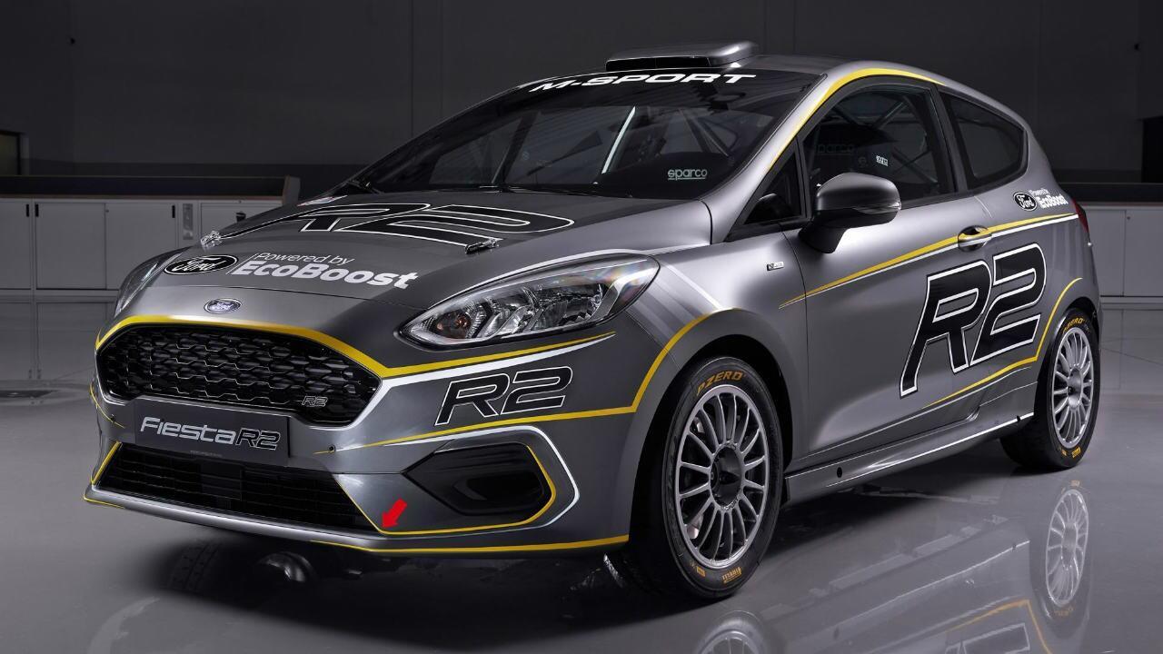 Meet the 200bhp per litre Ford Fiesta R2
