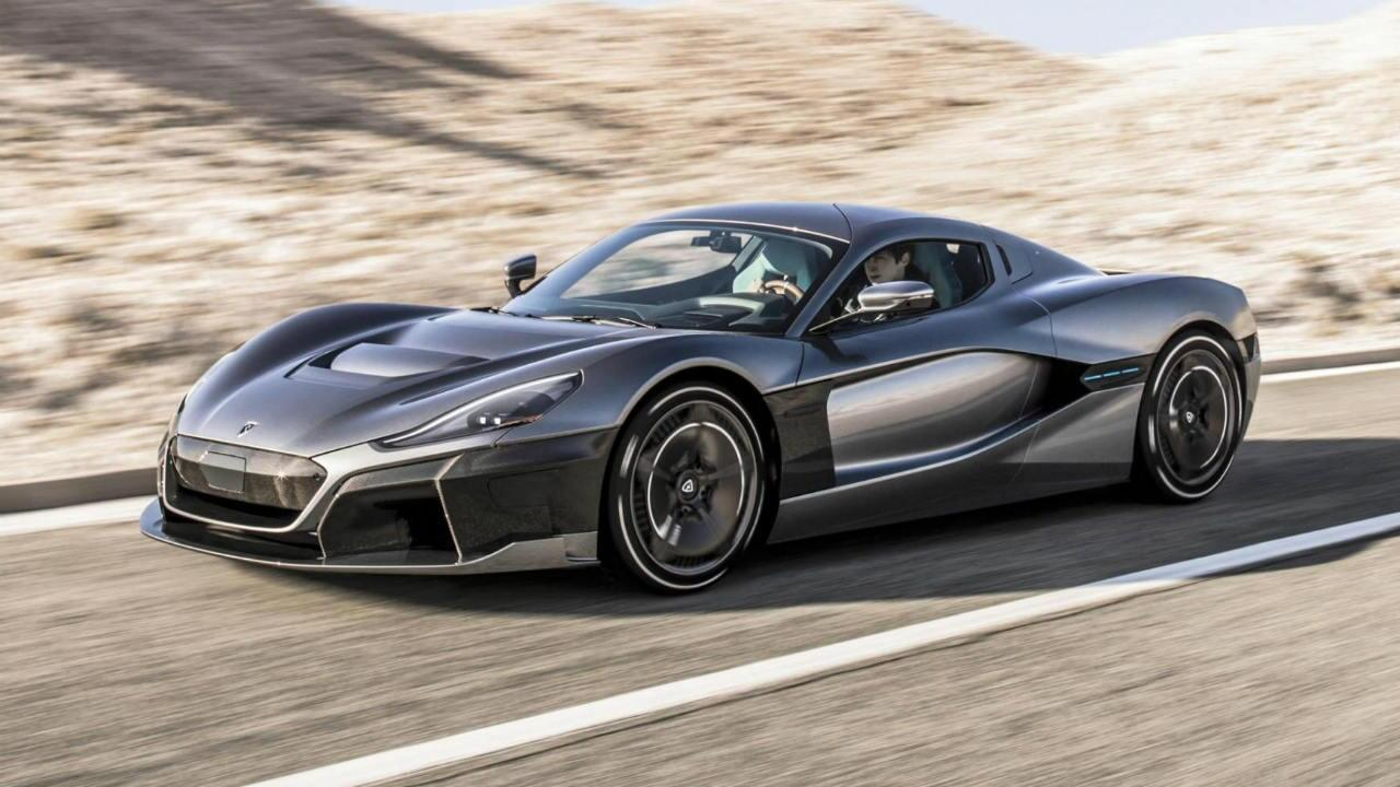 Seven electric hypercars we're looking forward to