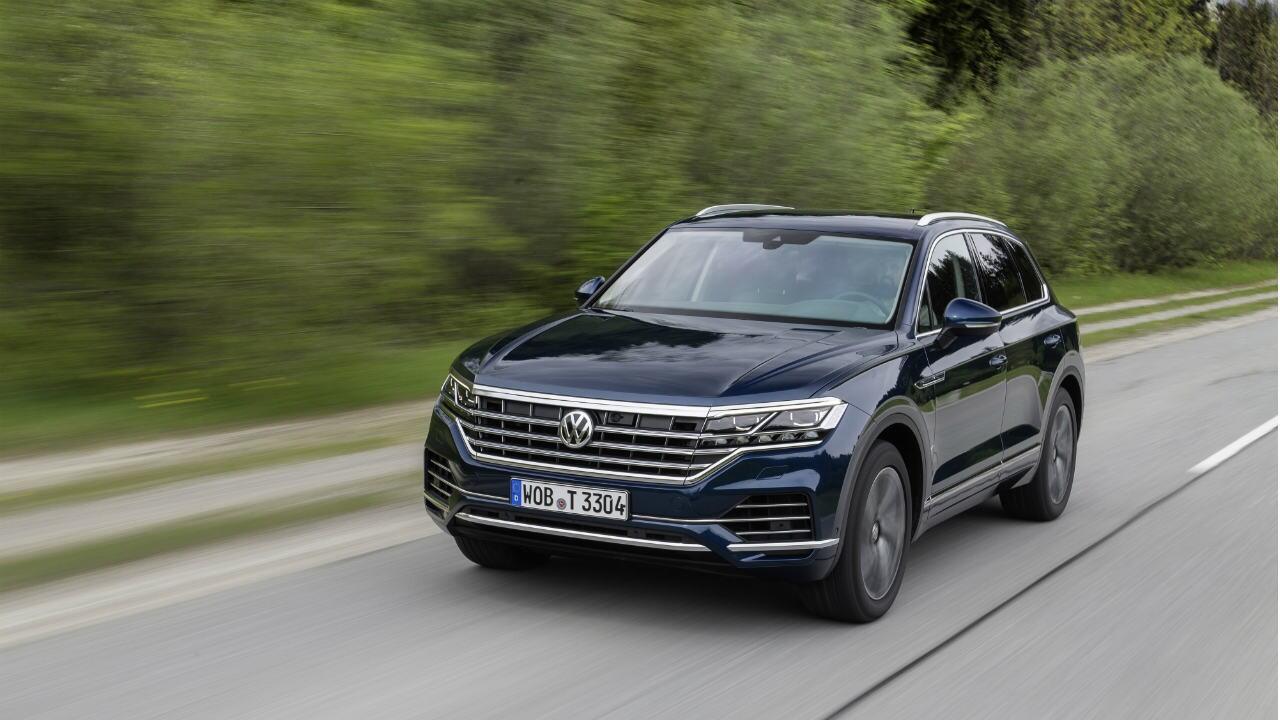 Review 2018 Volkswagen Touareg