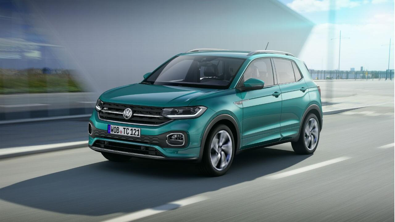 Volkswagen T-Cross: Mini T   TopGear India