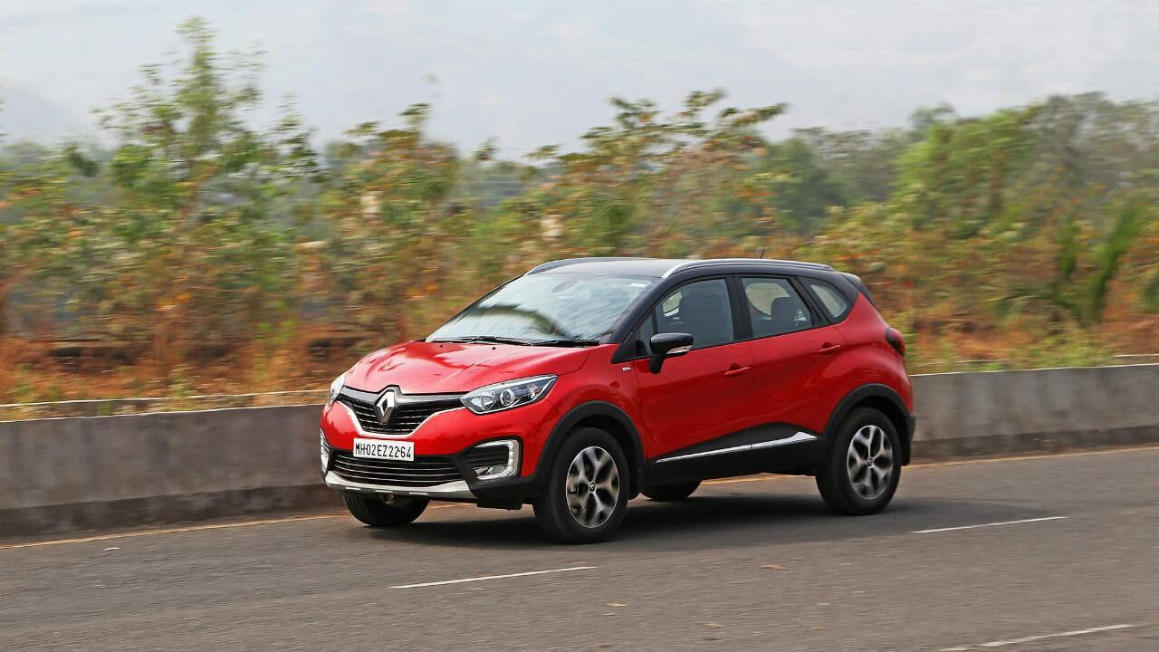 Review: Renault Captur petrol
