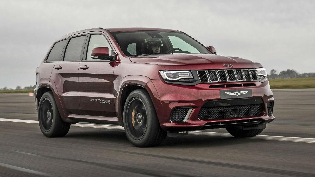 Review: Jeep Trackhawk