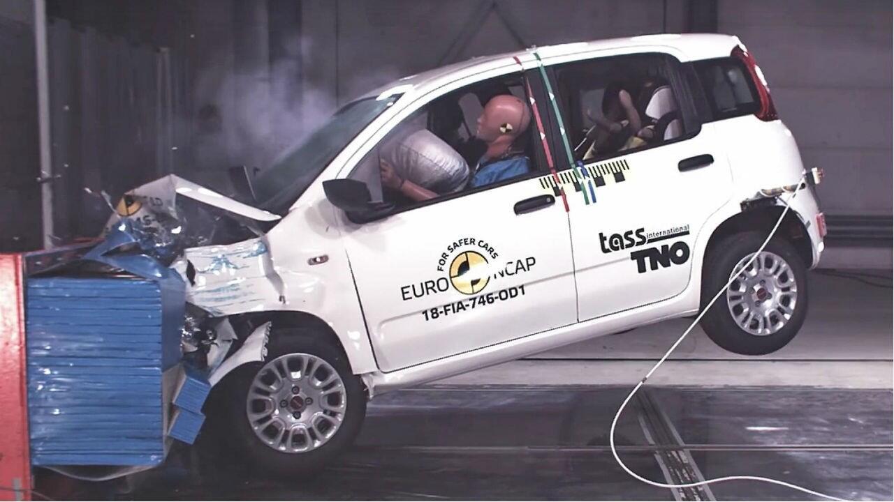 Video The Fiat Panda Is Now A Zero Star Ncap Car Topgear India
