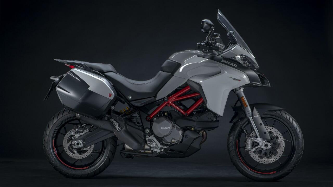 Ducati unveils Multistrada 950 and 950 S