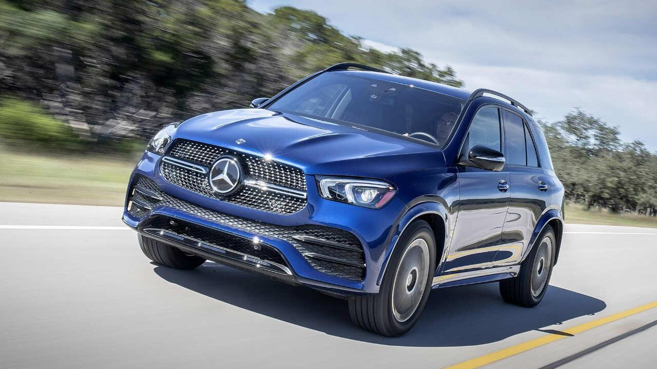 review new mercedes benz gle topgear india. Black Bedroom Furniture Sets. Home Design Ideas