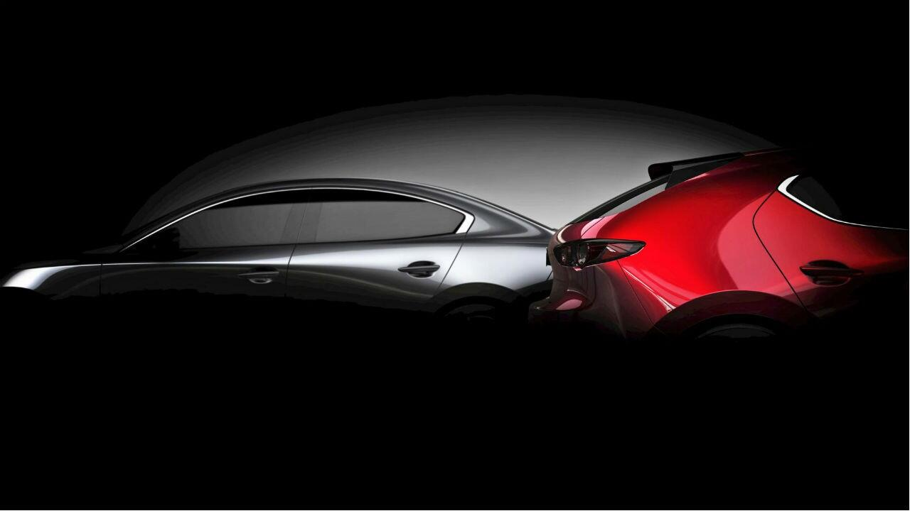 The lovely Mazda Kai appears to have made production
