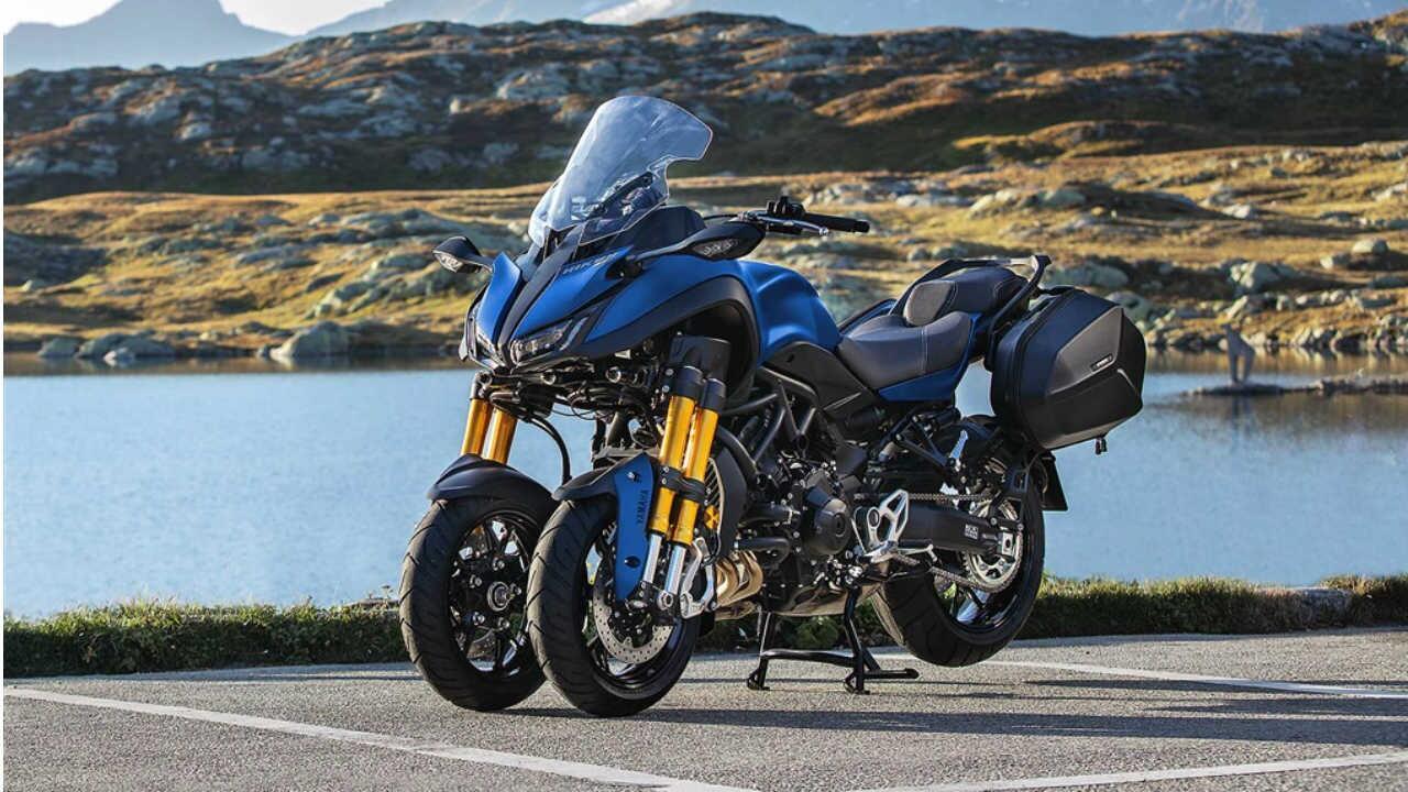EICMA 2018: Yamaha unveils Niken GT