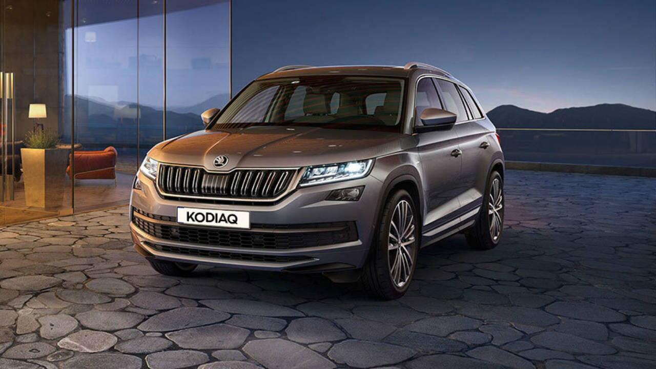 Launched: Skoda Kodiaq L&K