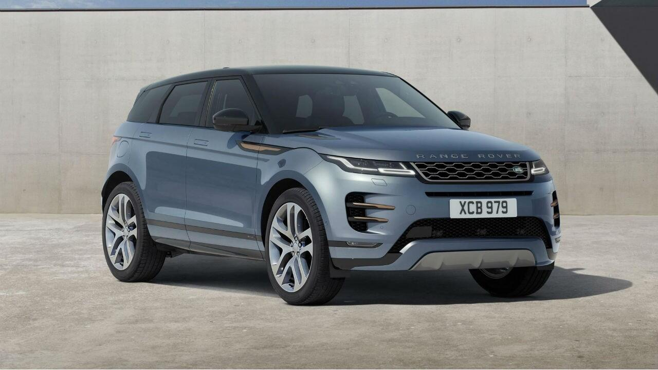 This is the new Range Rover Evoque | TopGear India