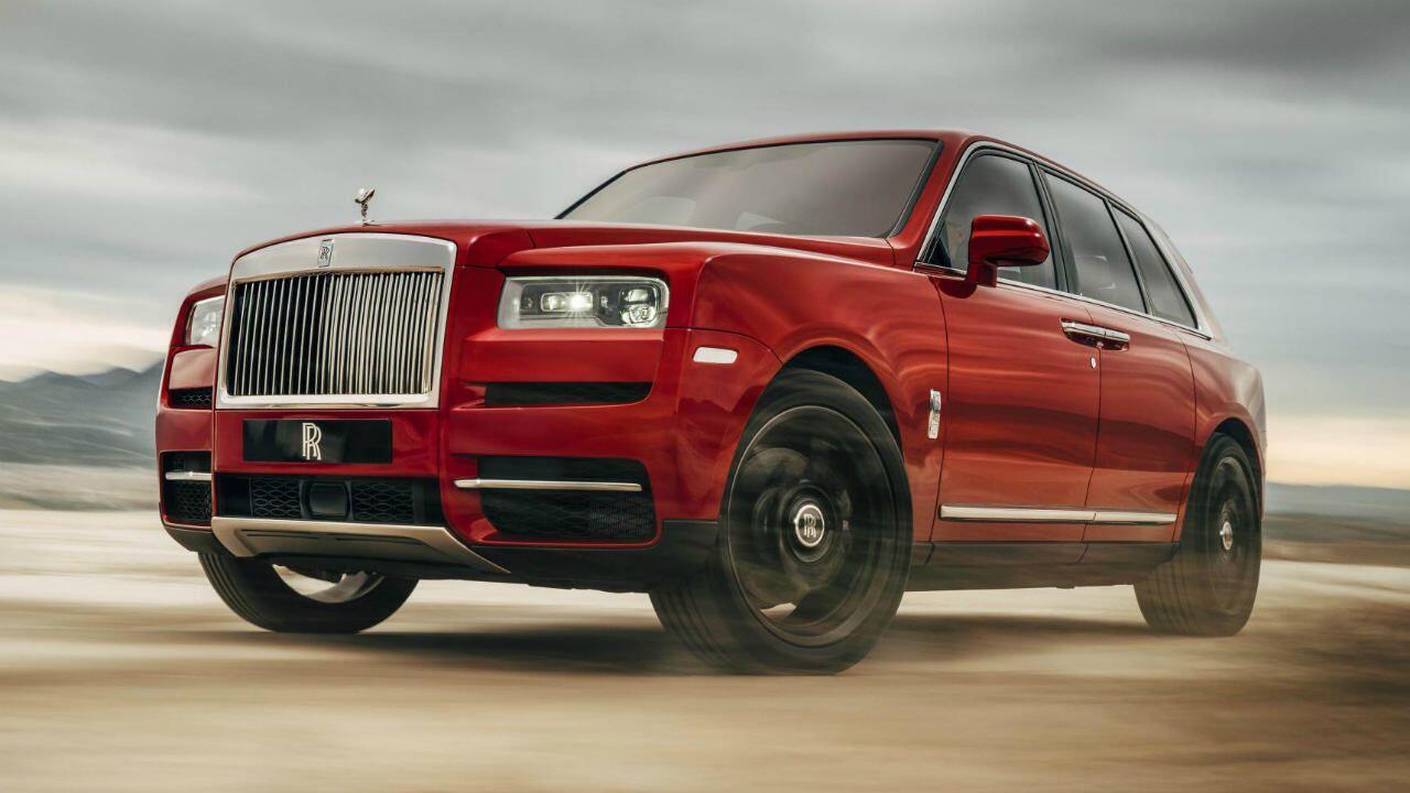 Review: Rolls-Royce Cullinan