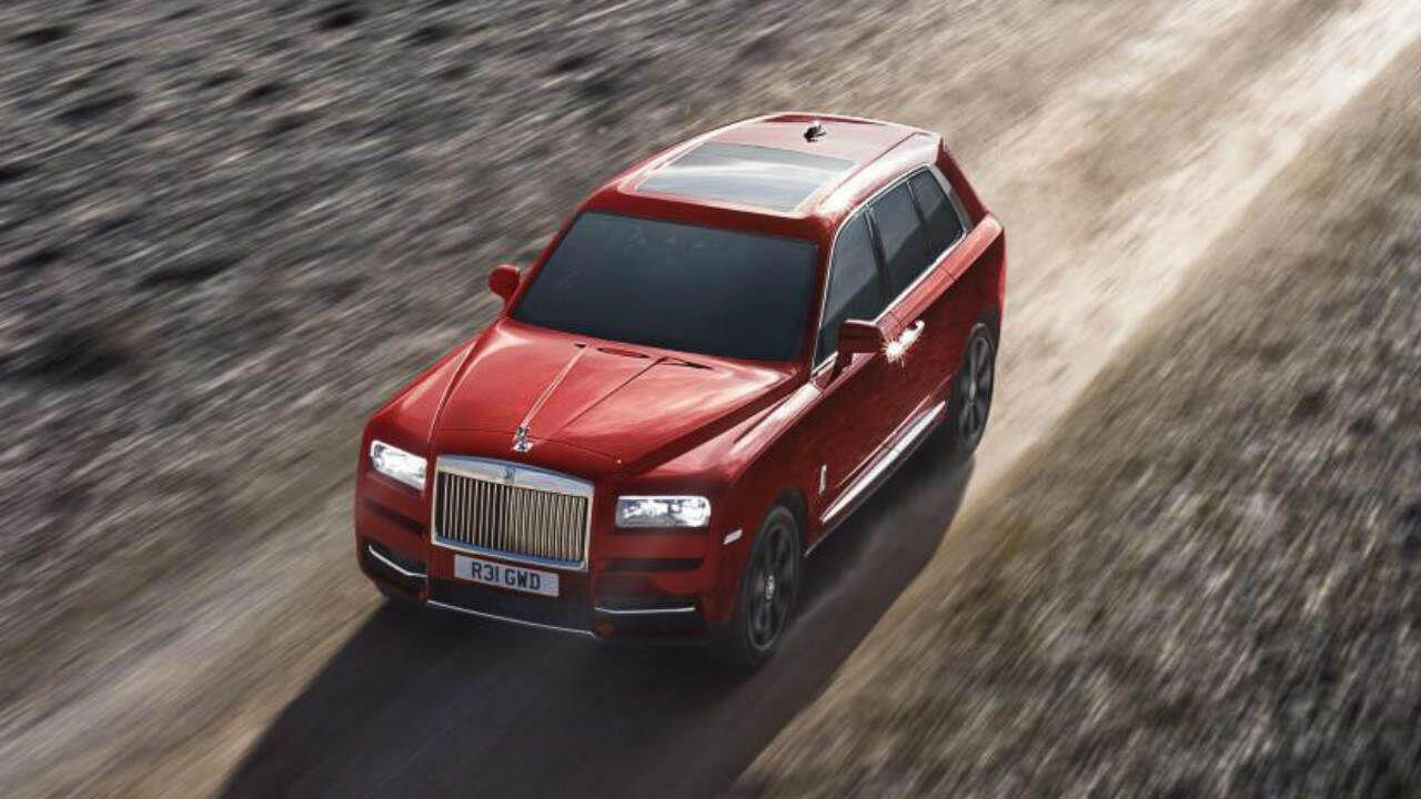 The Rolls-Royce Cullinan might go hybrid, get more power