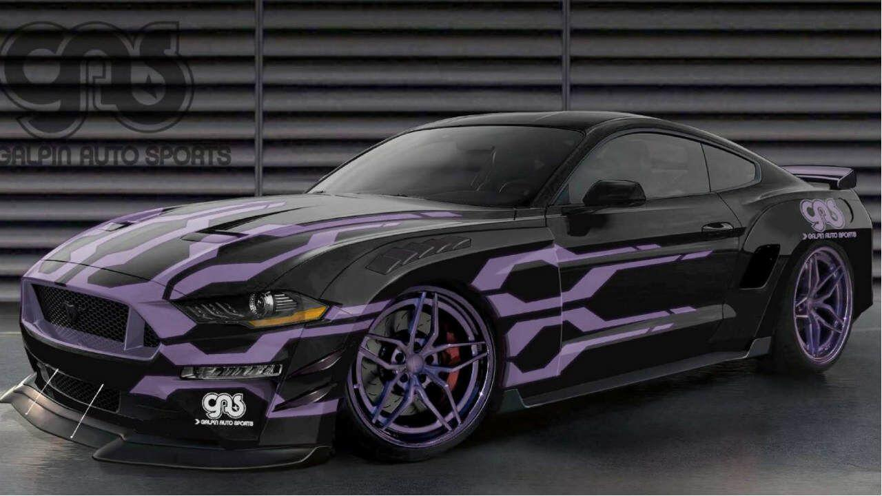 Check out these five modified Mustangs headed for SEMA | TopGear India