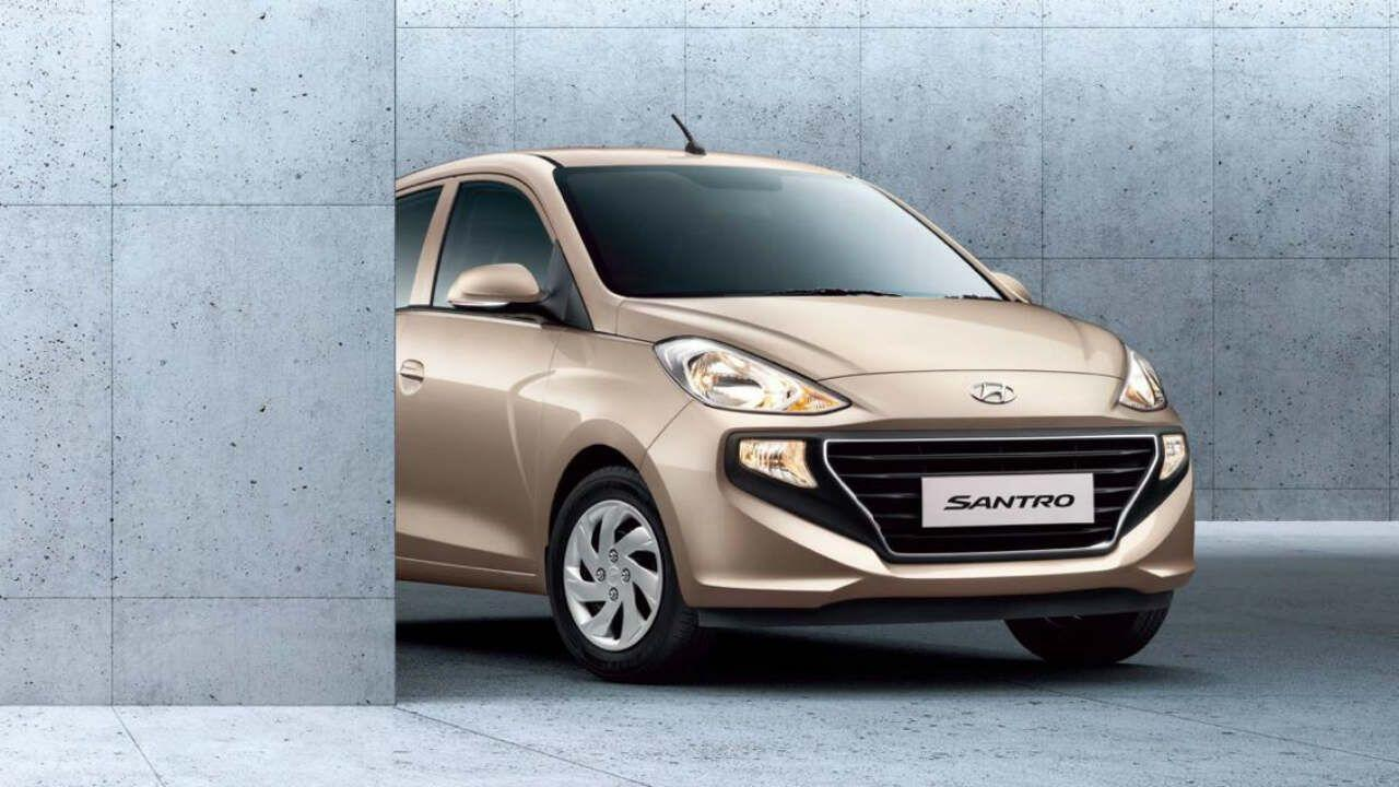 Hyundai to unveil the all-new Santro on October 23