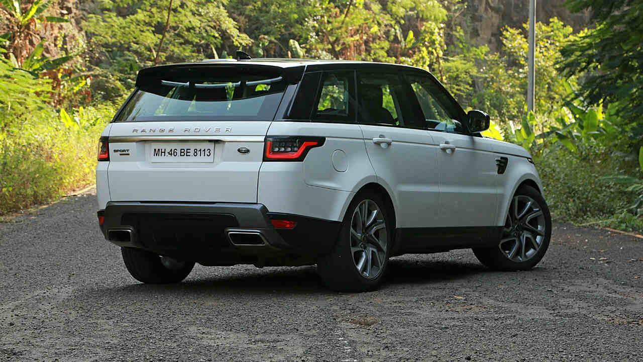 Range Rover Sport MY2018