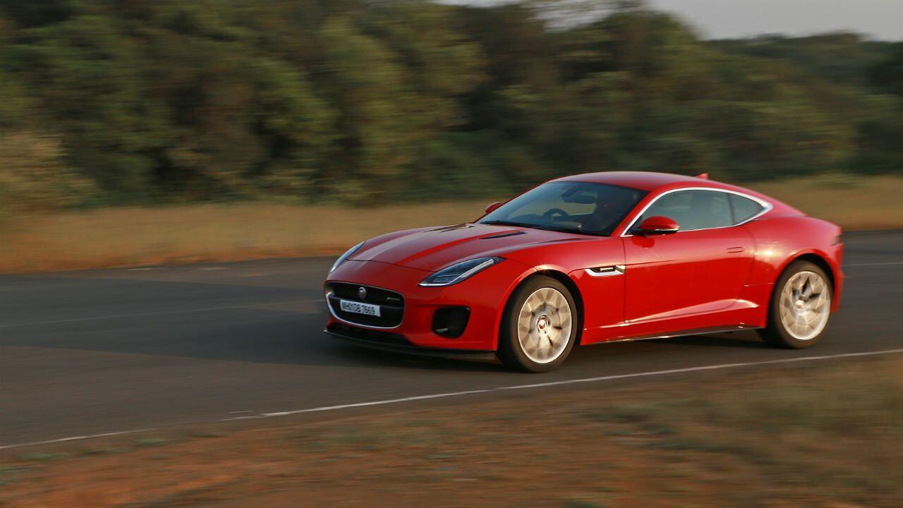 Review: Jaguar F-Type 2.0