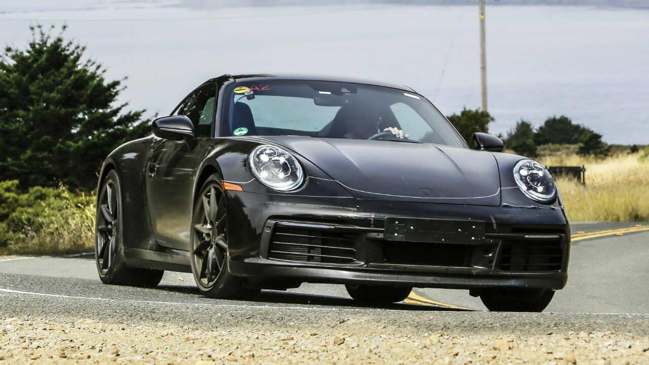 Flipboard The Next Porsche 911 Is Ready To Go Hybrid