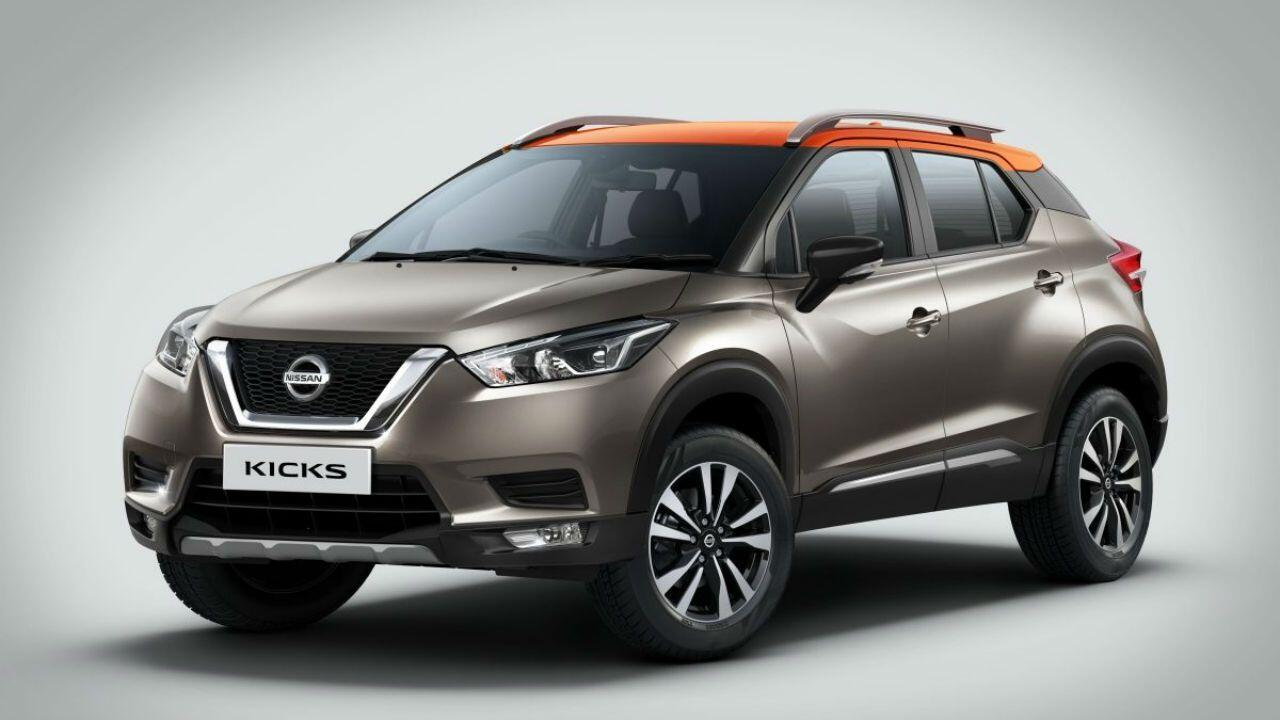 unveiled new nissan kicks topgear india. Black Bedroom Furniture Sets. Home Design Ideas