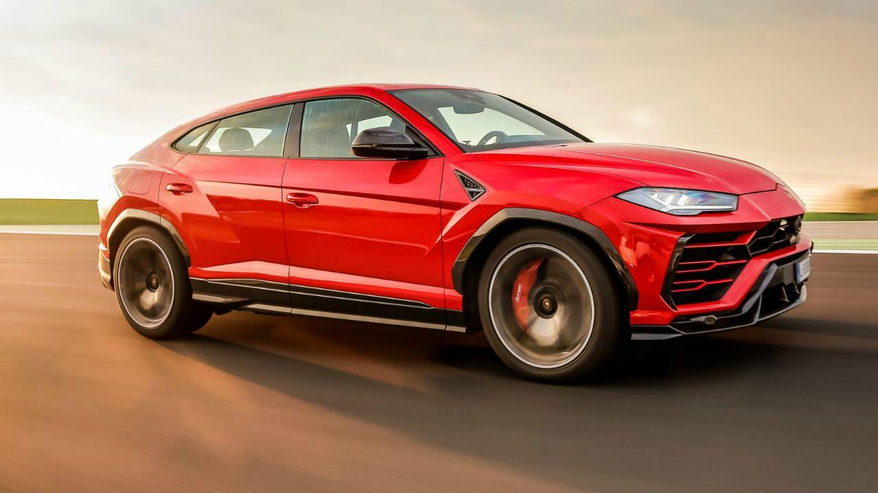 Ten of the fastest accelerating SUVs