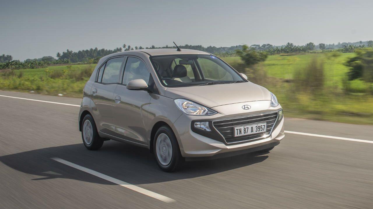 Review 2018 Hyundai Santro Topgear India