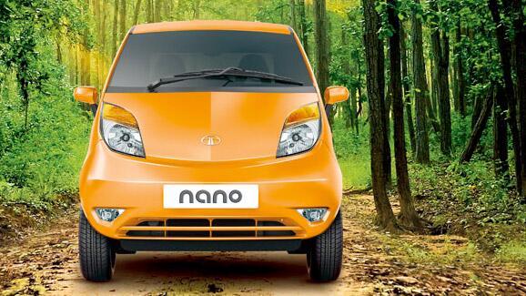 Tata Nano gets tweaked