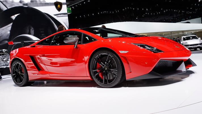 Lambo Gallardo Lp570 4 Super Trofeo Stradale Car News Bbc