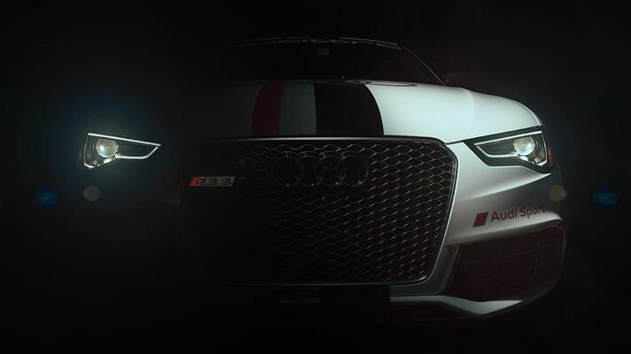 Audi's RS5 surprise for Pikes Peak