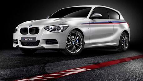 BMW announces a rapid new M135i