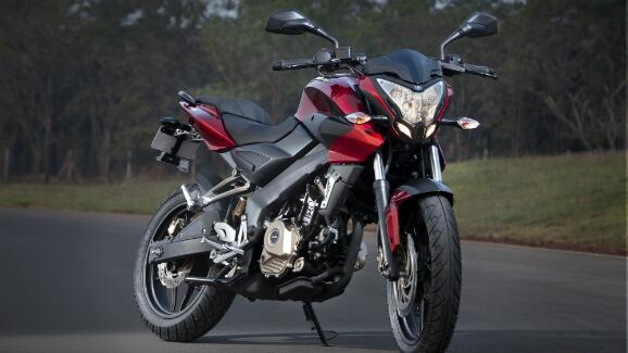 Bajaj Pulsar 200NS unveiled