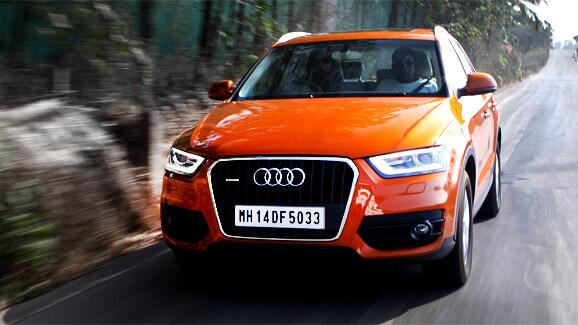 Out now: Audi Q3 in India