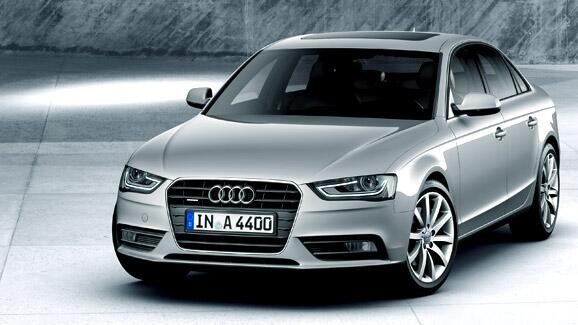 Launched: Audi A4
