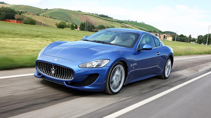 First drive: Maserati GranTurismo Sport