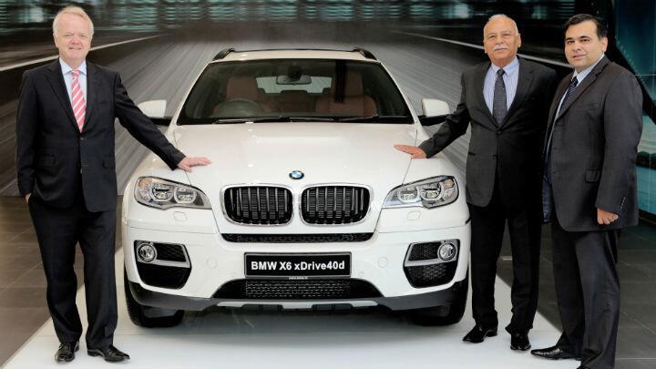 BMW India updates the X6