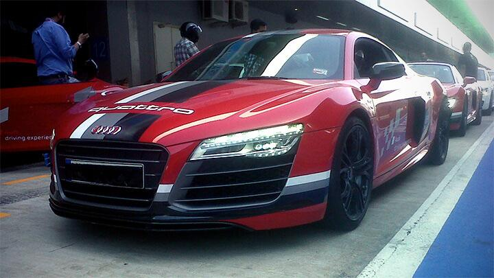 Launched: Audi R8 Plus