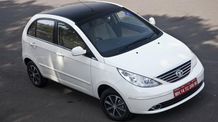 Tata's 90bhp Vista Quadrajet arrives