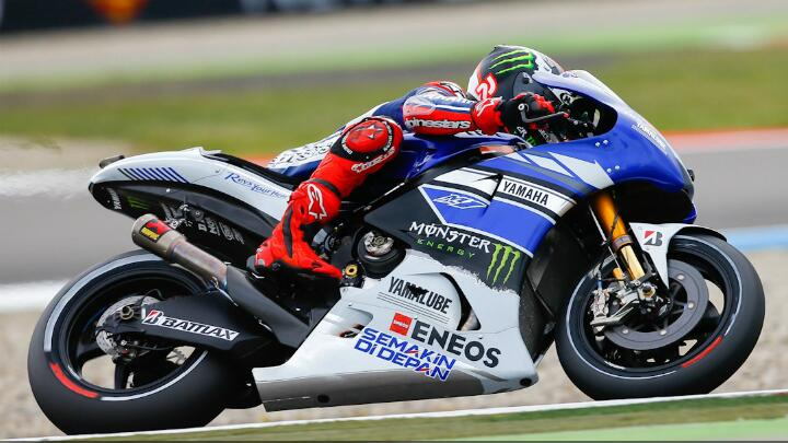 Lorenzo ruled out of this weekend's MotoGP race at Assen
