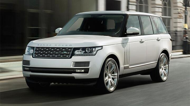 Range Rover LWB revealed