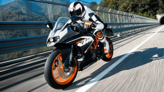 ktm rc 200: More on ktm rc 200   TopGear India