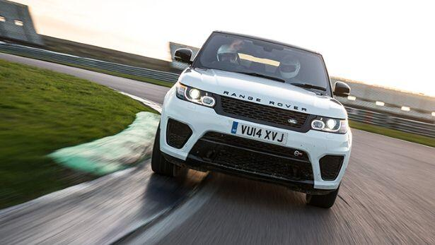 Why you should be excited about the RR SVR