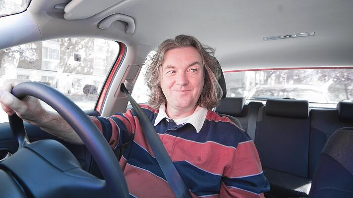 James May on: driverless cars