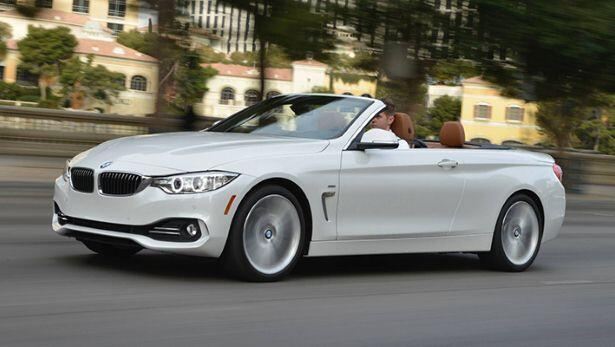First Drive Bmw 4 Series Convertible