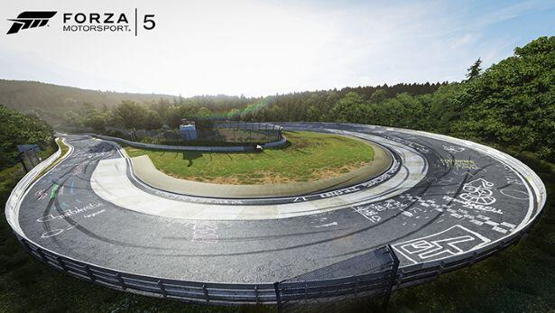 The 'Ring: now available on Forza 5