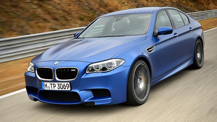 Driven: BMW M5 Competition package