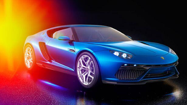 This Is The Lamborghini Asterion Lpi 910 4 Hybrid Concept Car News