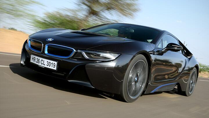Review: BMW i8