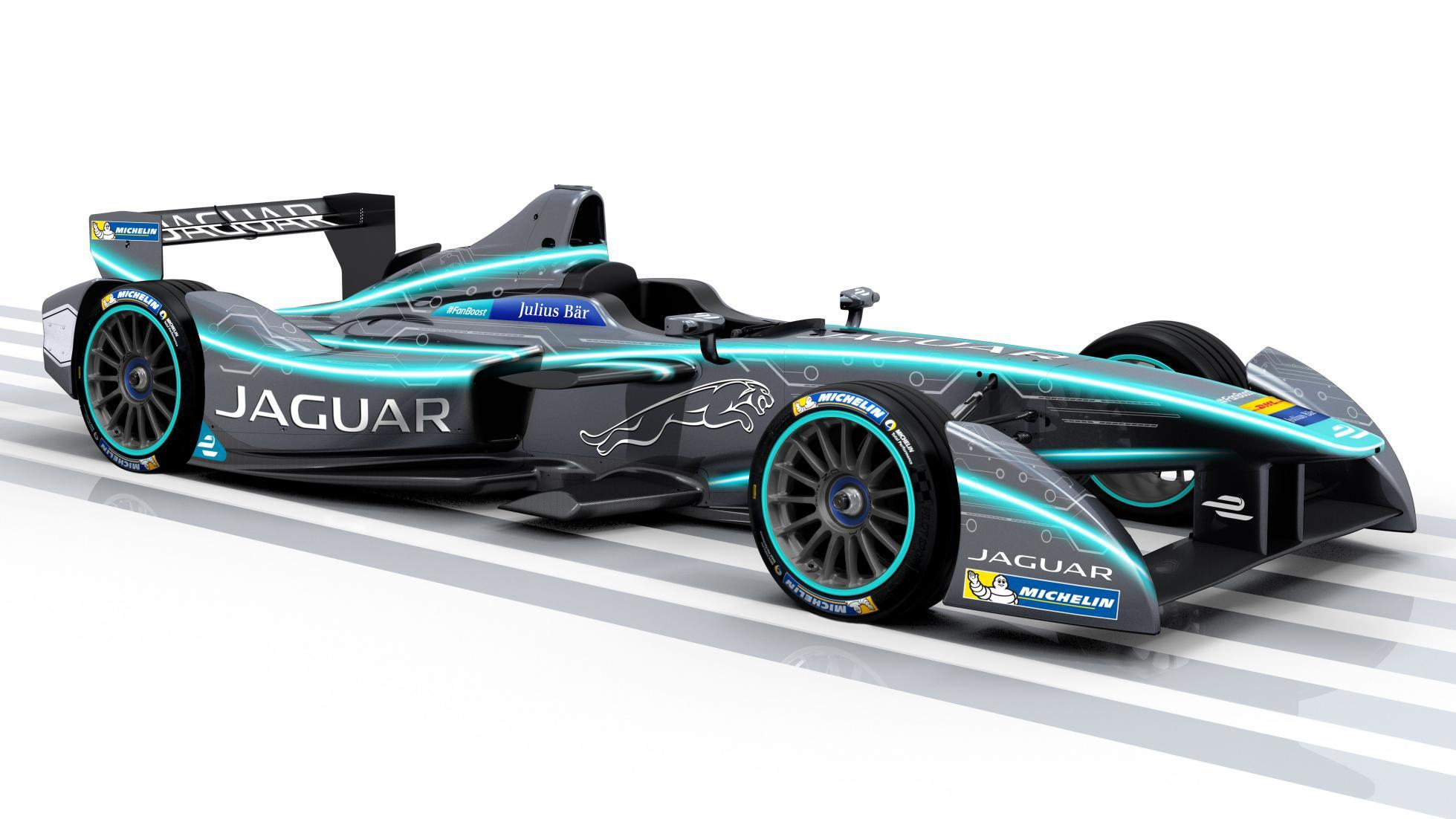 Jaguar Returns To Motorsport With Formula E
